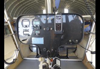 IC-A25NEFR dans aéronef
