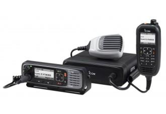 Série IC-5400D avec Microphone HM-220 et HM-218