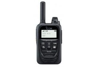 Portatif LTE ICOM IP503H de face