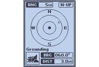 Ecran position IC-M93DEURO