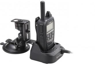 Portatif LTE ICOM IP503H avec support voiture