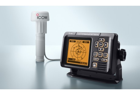 MA-500TR avec antenne GPS MXG-5000S